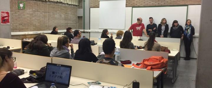 Interdisciplinariedad entre los alumnos de la EASD para nuestra producción de 'La Traviata'